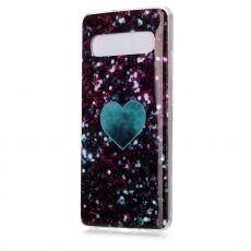 LN TPU-suoja Galaxy S10 5G Marble #6