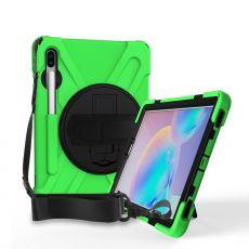 LN suojakuori+kantohihna Galaxy Tab S6 green