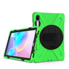 LN Rugged Case Galaxy Tab S6 green