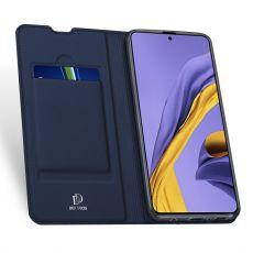 Dux Ducis Business-kotelo Galaxy A51 blue