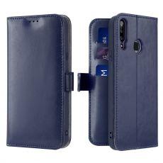 Dux Ducis Kado Wallet Galaxy A20s blue