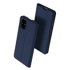 Dux Ducis Business-kotelo Galaxy A71 blue