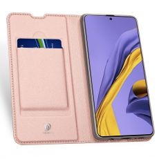 Dux Ducis Business-kotelo Galaxy A71 rose