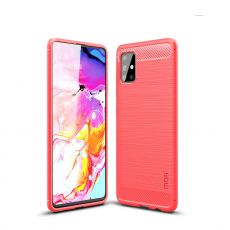 Mofi TPU-suoja Galaxy A51 red