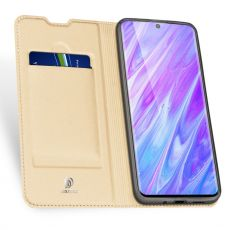 Dux Ducis Business-kotelo Galaxy S20+ gold