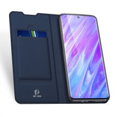 Dux Ducis Business-kotelo Galaxy S20+ blue