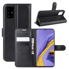 LN Flip Wallet Galaxy A51 black
