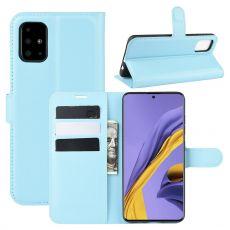 LN Flip Wallet Galaxy A51 blue