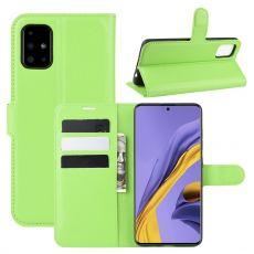 LN Flip Wallet Galaxy A51 green