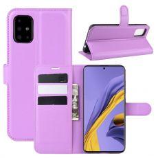 LN Flip Wallet Galaxy A51 purple