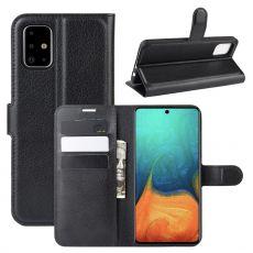 LN Flip Wallet Galaxy A71 black