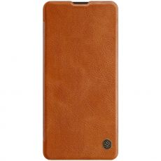 Nillkin Qin Flip Cover Galaxy Note10 Lite brown