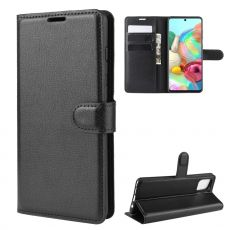 LN Flip Wallet Galaxy Note10 Lite black