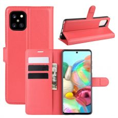 LN Flip Wallet Galaxy Note10 Lite red