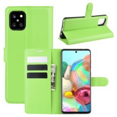 LN Flip Wallet Galaxy Note10 Lite green