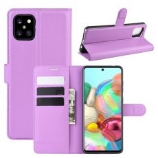 LN Flip Wallet Galaxy Note10 Lite purple