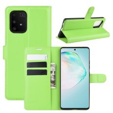 LN Flip Wallet Galaxy S10 Lite green