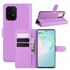 LN Flip Wallet Galaxy S10 Lite purple
