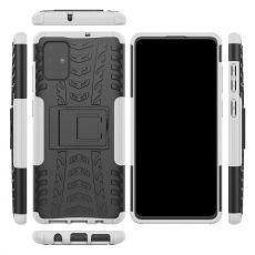 LN kuori tuella Galaxy A71 white
