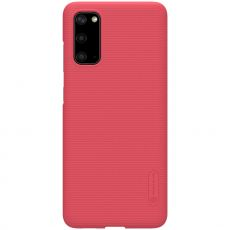 Nillkin Super Frosted Galaxy S20 red
