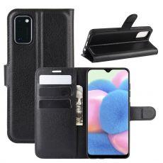 LN Flip Wallet Galaxy A41 black