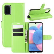 LN Flip Wallet Galaxy A41 green