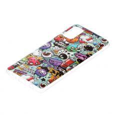 LN TPU-suoja Galaxy A41 Hohto 4