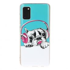 LN TPU-suoja Galaxy A41 Hohto 8