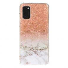 LN TPU-suoja Galaxy A41 Marble 2