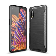 LN TPU-suoja Galaxy Xcover Pro Black