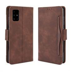 LN 5card Flip Wallet Galaxy A51 5G Brown