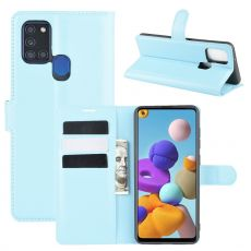 LN Flip Wallet Galaxy A21s Blue