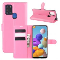LN Flip Wallet Galaxy A21s Rose
