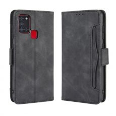 LN 5card Flip Wallet Galaxy A21s Black