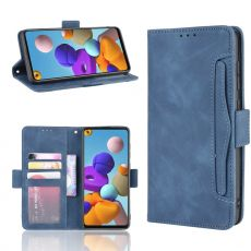 LN 5card Flip Wallet Galaxy A21s Blue
