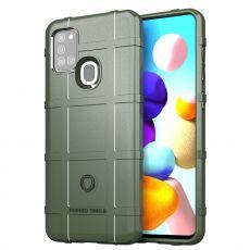 LN Rugged Shield Galaxy A21s Green
