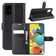 LN Flip Wallet Galaxy A51 5G Black