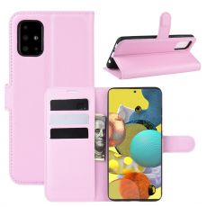 LN Flip Wallet Galaxy A51 5G Pink