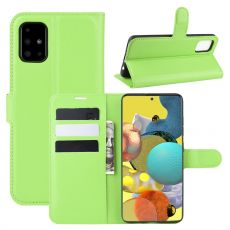 LN Flip Wallet Galaxy A51 5G Green