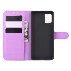 LN Flip Wallet Galaxy A51 5G Purple
