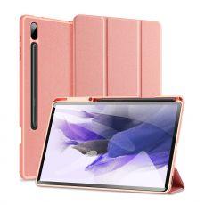 Dux Ducis suojalaukku Galaxy Tab S7+/S7 FE 5G rose