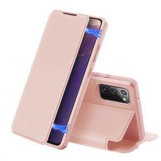 Dux Ducis Skin laukku Galaxy Note20 Ultra Rose