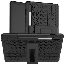 LN kuori tuella Galaxy Tab S7 Black