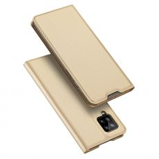 Dux Ducis Business-kotelo Galaxy A42 5G gold