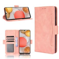 LN 5card Flip Wallet Galaxy A42 5G pink
