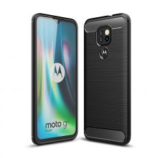 LN TPU-suoja Moto G9 Play black