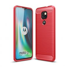 LN TPU-suoja Moto G9 Play red