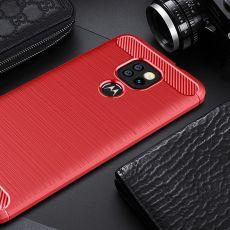 LN TPU-suoja Moto G9 Play red