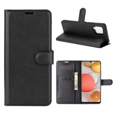 LN Flip Wallet Galaxy A42 5G Black