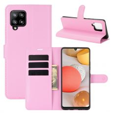 LN Flip Wallet Galaxy A42 5G Pink